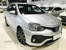 Toyota Etios SD PLATINUM 1.5AT