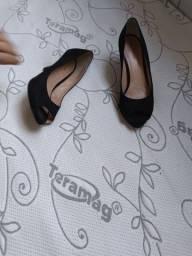 Título do anúncio: Sapato Alto Preto