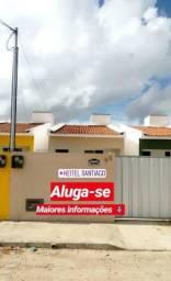 Casa para alugar no Heitel Santiago - Santa Rita/PB