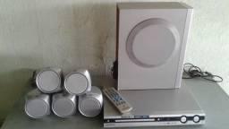 Gradiente DVD Hometheater Solution HTS420