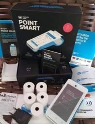Título do anúncio: Máquina de cartão Point smart