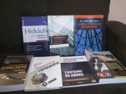 Título do anúncio: Livros de Engenharia