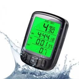 Título do anúncio: Velocímetro para bike resistente a água sunding 563!!!