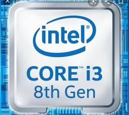 Processador Intel Core I3 8350k