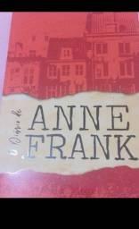 Título do anúncio: Livro: O diário de Anne Frank
