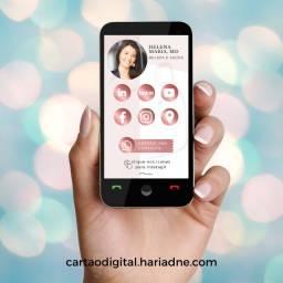 Cartão de Visita Virtual Interativo para Whatsapp