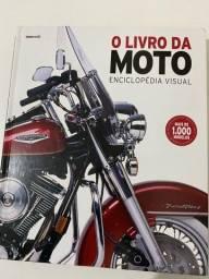 Título do anúncio: O Livro da Moto