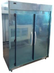 Título do anúncio: Balcão Geladeira Carnes Inox 600 Kg