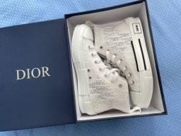 Título do anúncio: Tênis Dior B23 high oblique Branc 41/42