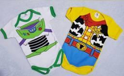 Body tematicos bebês