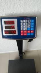Balança de plataforma digitai de até 700kg !