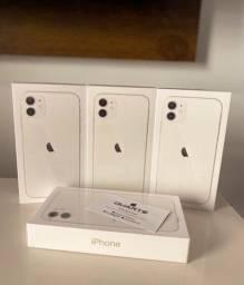 iPhone 11 Branco 64GB/128GB 12 Meses de Garantia (Pronta Entrega)