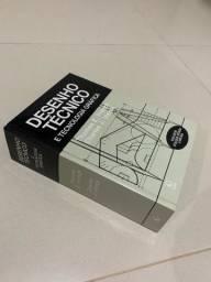Livro desenho técnico e tecnologia gráfica