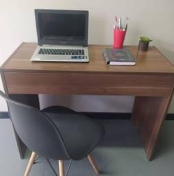 Título do anúncio: Mesa com gavetao em MDF madeirado