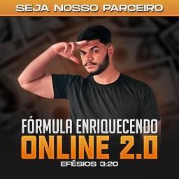 Título do anúncio: Formula Enriquecendo Online 2.0