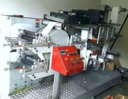 Flexográfica 250mm 4 cor c/ Uv e alinhador