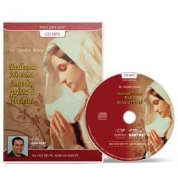 Título do anúncio: Livro Para Ouvir Poderosa Novena Maria, Passa A Frente-Católico -Artigo Religioso