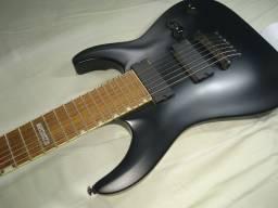 Guitarra 7 Cordas esp ltd MH417
