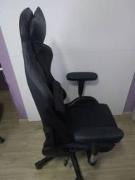 Título do anúncio: Cadeira gamer preta