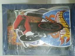 Kit festa Hot wheels carrinhos (MDF)