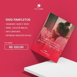1000 Panfletos