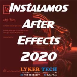 Título do anúncio: Instalação After Effects 2020