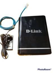 Título do anúncio: HD externo 4TB- NAS ShareCenter D-Link DNS-320L
