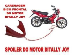 Título do anúncio: Carenagem Spoiler Ditally Joy