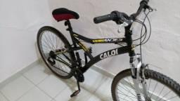 Título do anúncio: Bicicleta de marcha caloi andes