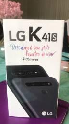 LG K41s Dual Sim 32GB Preto 3GB RAM