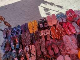 Título do anúncio: Sandália de crianças e adulto