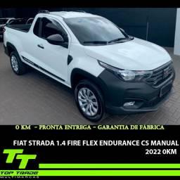 Fiat Strada 1.4 Fire Flex Endurance CS Manual (c/ pacote Worker) 2021 0km
