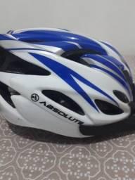 Título do anúncio: Vendo capacete de bike (Abaixei o preço)