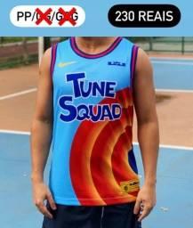Título do anúncio: Regata Nike Nba 2021 Promoção - Tune Squad
