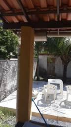 Alugo Casa ilha barra Gil 2/4 Garagem e quintal