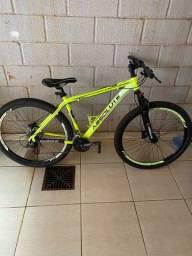 Título do anúncio: Bicicleta aro 29 toda de alumínio 1700 $ *