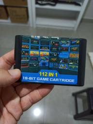 Cartucho 112 in 1 para Mega Drive