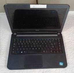 Carcaça com Tela Core i3 Dell 3421