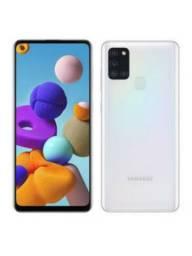 Samsung A21s , troco por um iPhone