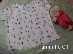 Blusas Tamanho G1