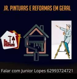 Título do anúncio: Pinturas e reformas em Geral