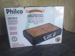 Título do anúncio: Churrasqueira Philco 1800w (anti-aderente)
