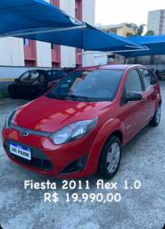 Ford Fiesta class 1.0 2011