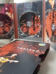 Título do anúncio: Caetano Veloso Box 2CDs + 1 DVD - Para colecionador