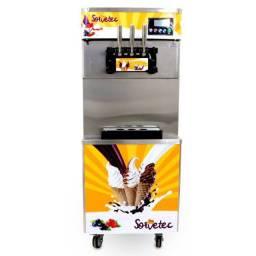 Vendo máquina de sorvete expresso soft