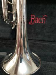 Trompete Vicent Bach 37 Prata