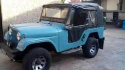 Título do anúncio: Jeep Willys 1965 Original