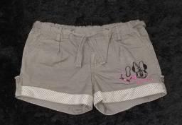 Título do anúncio: Shorts Minnie meninas