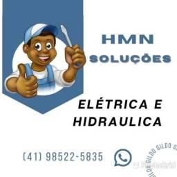 Eletricista Profissional. Residencial .Predial .Comercial