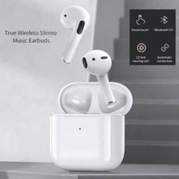 Título do anúncio: Air Pods 2 Fone De Ouvido Bluetooth 5.0 Com Controle De Toque e Cancelamento De Ruido
